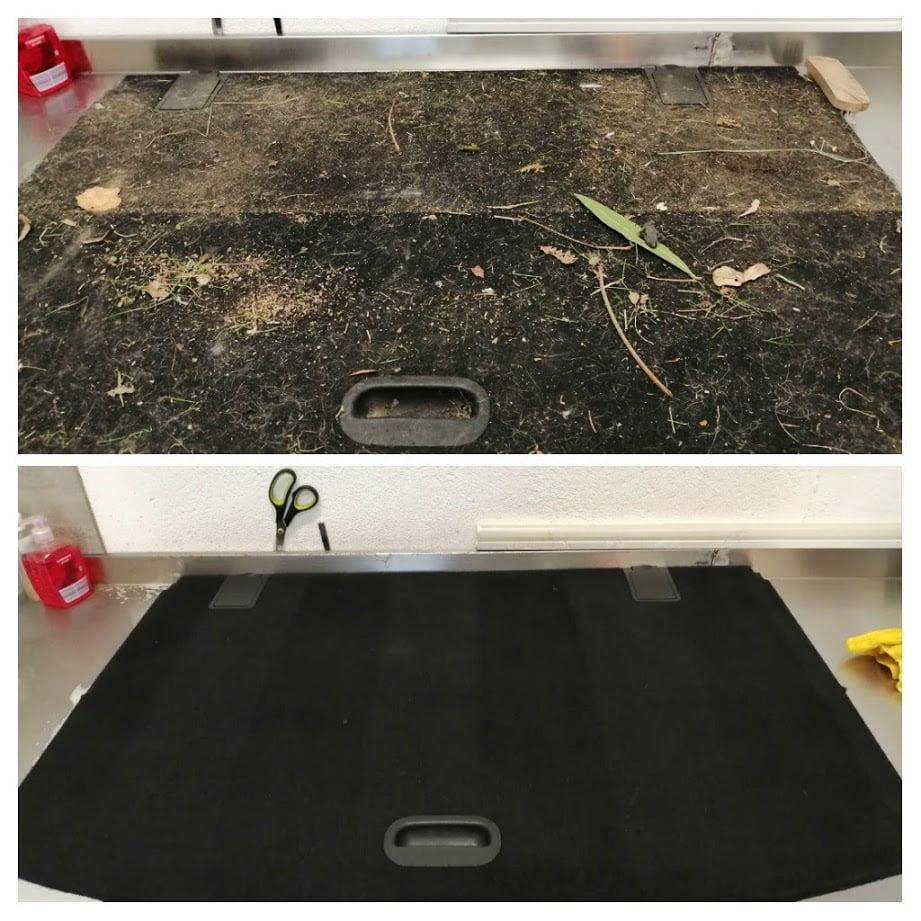 Nettoyage habitacle intérieur 11