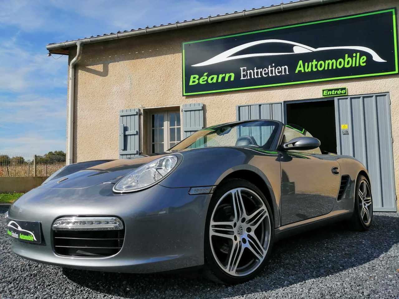 Porsche BEA